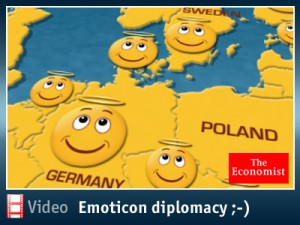 Emoticon Diplomacy