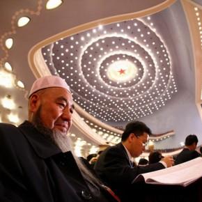 Muslim Tiongkok di Kongres Rakyat Nasional