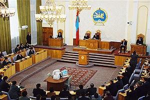 Melongok Dinamika Politik Mongolia