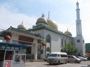 mosque qingdao