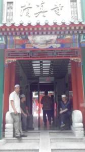 Cegah Teror, Masjid di Beijing Pasang Pintu Detektor