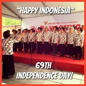 happy Indonesia
