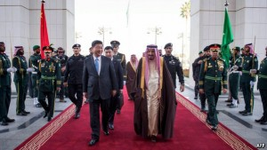 xi jinping in arab saudi