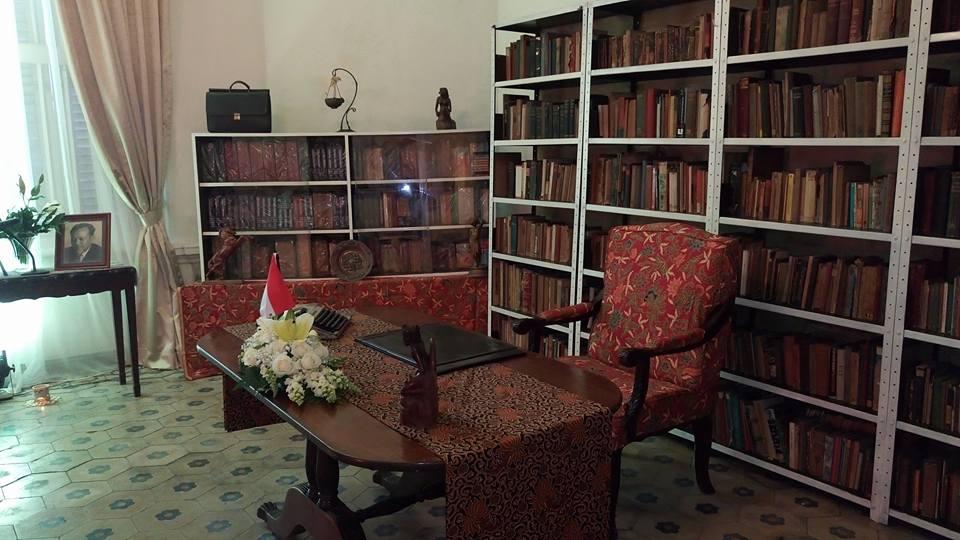 ruang kerja achmad soebardjo